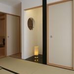 和室はとことん「和」にこだわりました。